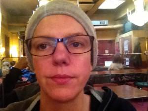 Selfie, Ritorno, veckan med nacken